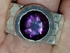 """Purple"" Ring"